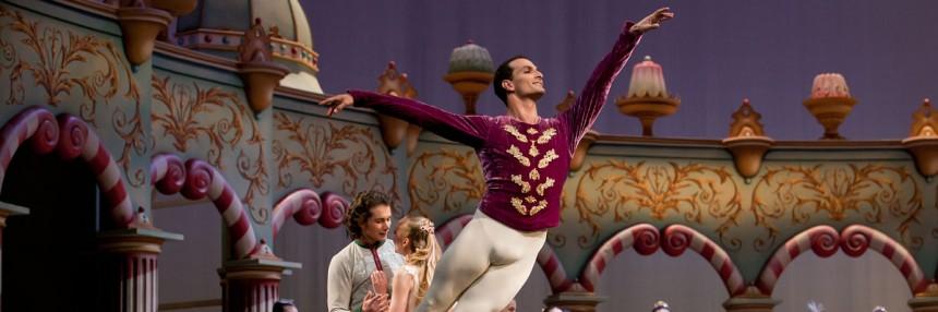 "Ballett ""Der Nussknacker"" in der Semperoper Dresden."