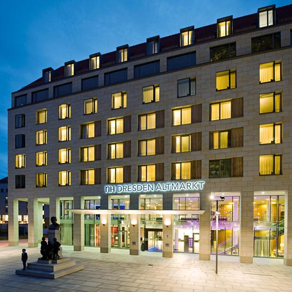 NH Hotel Dresden Altmarkt