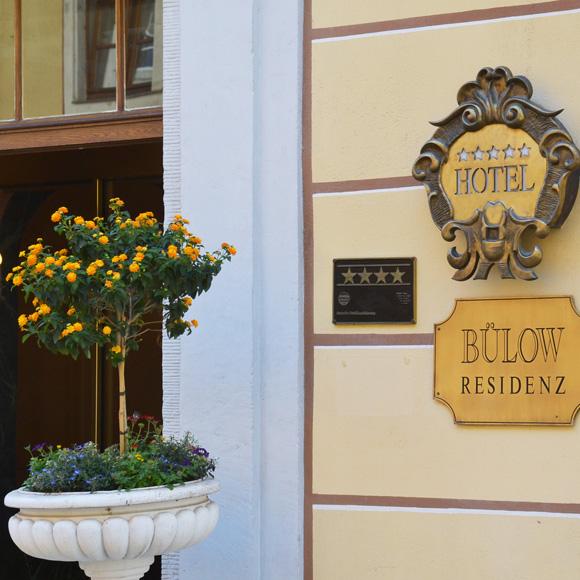 Hotel Bülow Residenz in Dresden