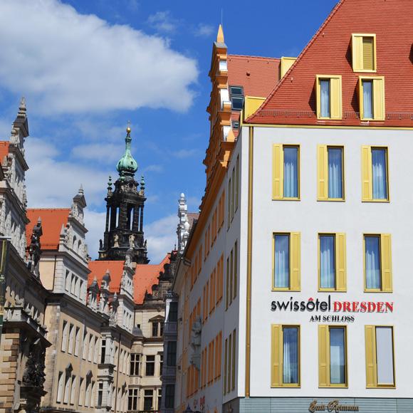Swiss'ôtel Dresden Hotel