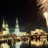 New Year's Eve in Dresden