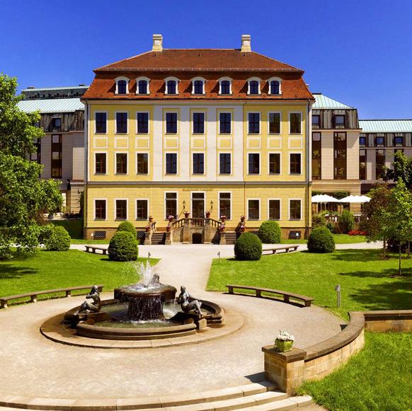 The Westin Bellevue Hotel Dresden