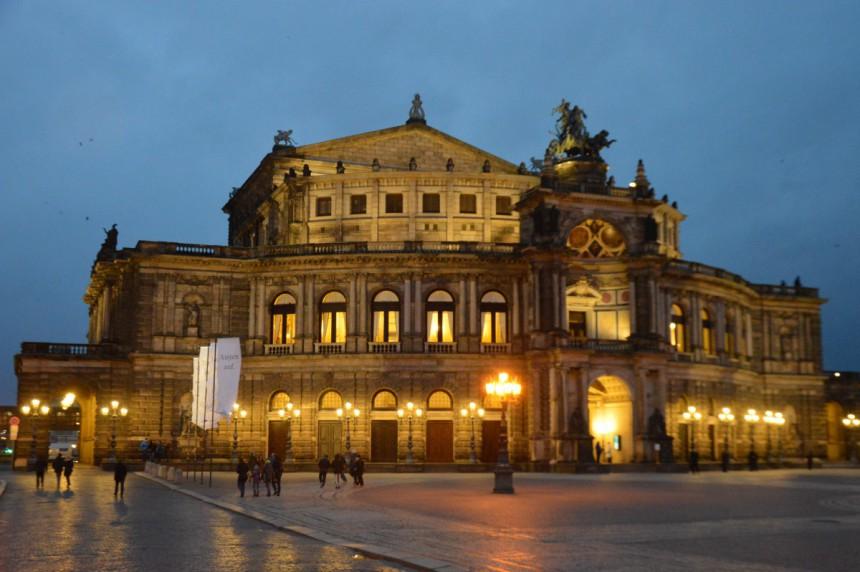 Kulturwochenende in Dresden