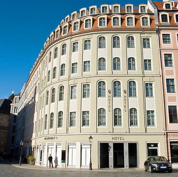 Quartier Frauenkirche Hotel