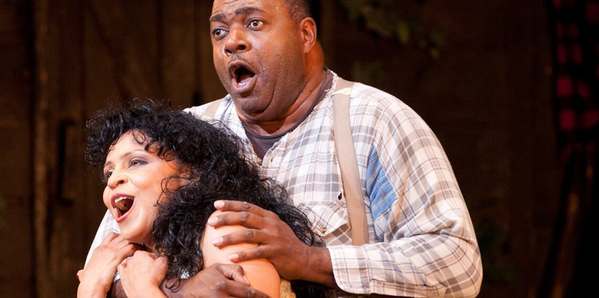 Porgy and Bess in der Semperoper Dresden