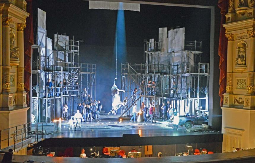 Premiere Nabucco